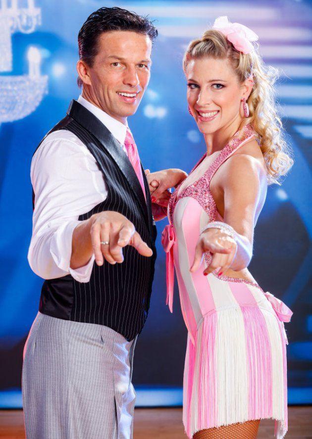 Martin Ferdiny - Maria Santner Dancing Stars 28.4.2017