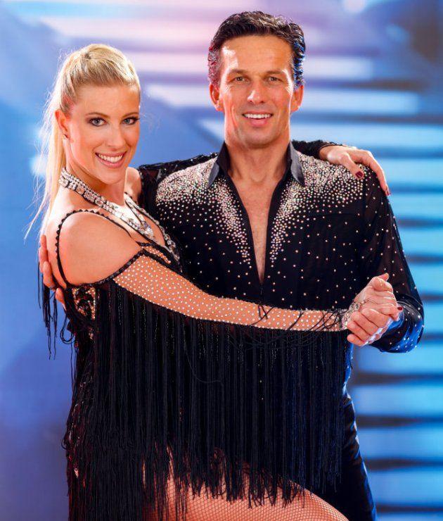 Martin Ferdiny - Maria Santner bei den Dancing Stars am 15.4.2017