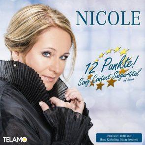 Nicole - Album 12 Punkte - Bekannte ESC-Hits auf deutsch