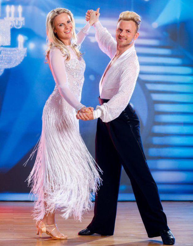 Niki Hosp - Willi Gabalier bei den Dancing Stars am 28.4.2017