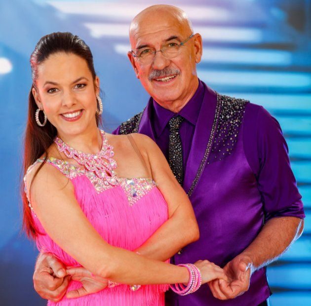 Otto Retzer - Roswitha Wieland bei den Dancing Stars 2017