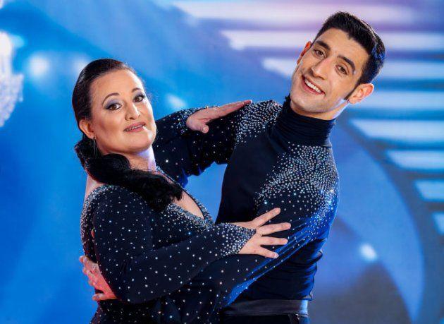 Riem Higazi - Dimitar Stefanin bei den Dancing Stars am 28.4.2017