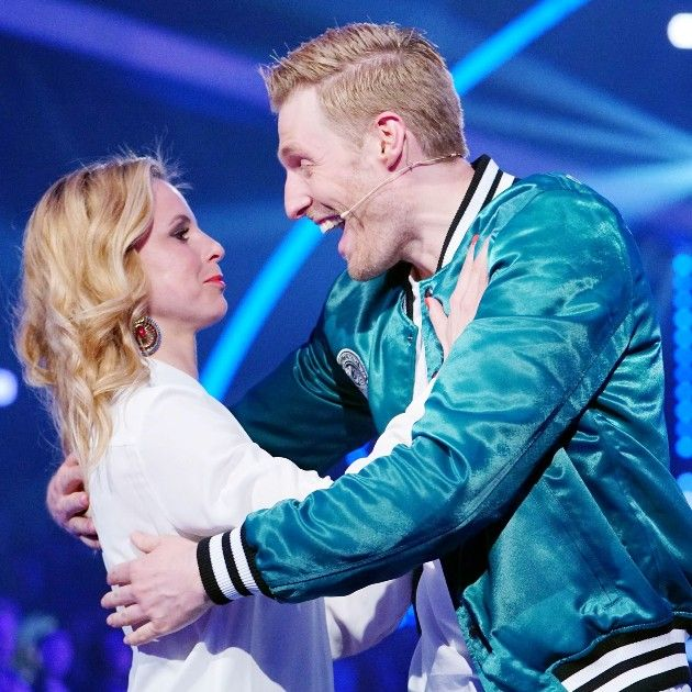 Sarah Latton - Maximilian Arland - Neues Paar bei Let's dance am 7.4.2017