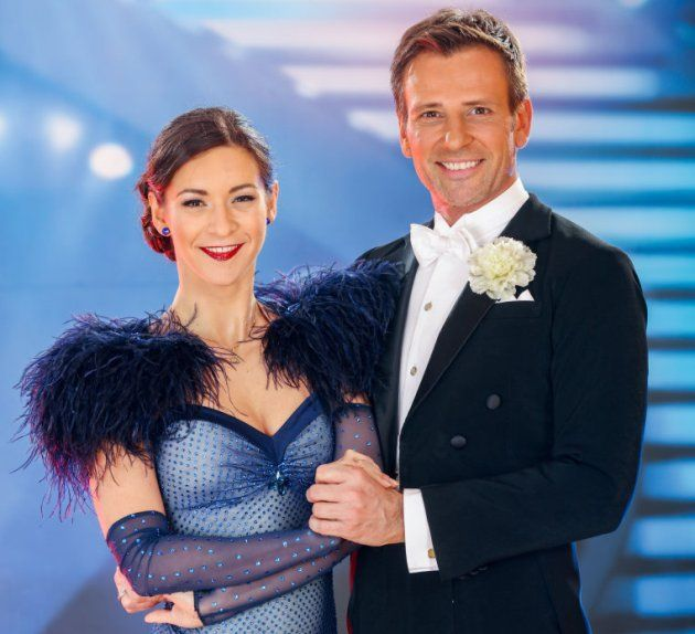 Volker Pieczek - Alexandra Scheriau bei den Dancing Stars am 15.4.2017