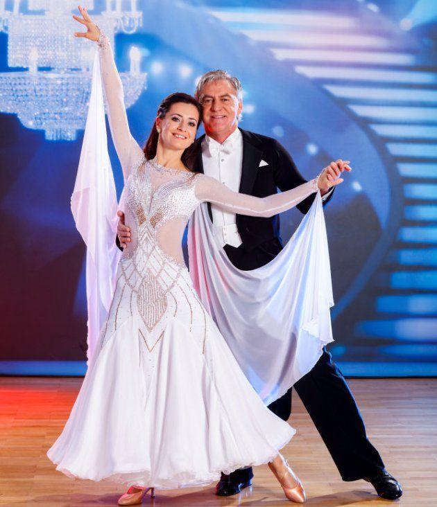 Walter Schachner - Lenka Pohoralek bei den Dancing Stars 28.4.2017