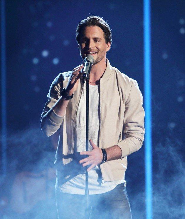 Alexander Klaws in der Dieter Bohlen Show am 20.5.2017