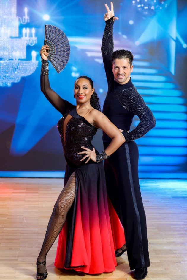Ana Milva Gomes - Thomas Kraml bei den Dancing Stars am 19.5.2017