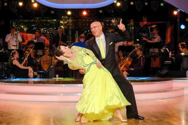 Ausgeschieden bei den Dancing Stars am 19.5.2017 - Otto Retzer - Roswitha Wieland