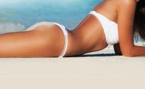 Bikini-Figur Rechtzeitig an die Strandfigur 2017 denken