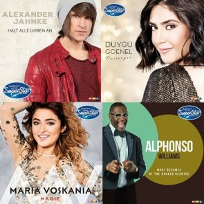 DSDS 2017 Download Sieger-Songs DSDS 2017 aller 4 Kandidaten