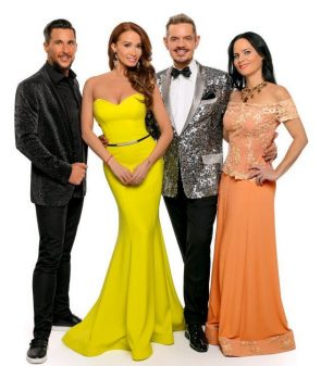 Dancing Stars 2017 am 26.5.2017 Tänze, Songs, Weg ins Finale