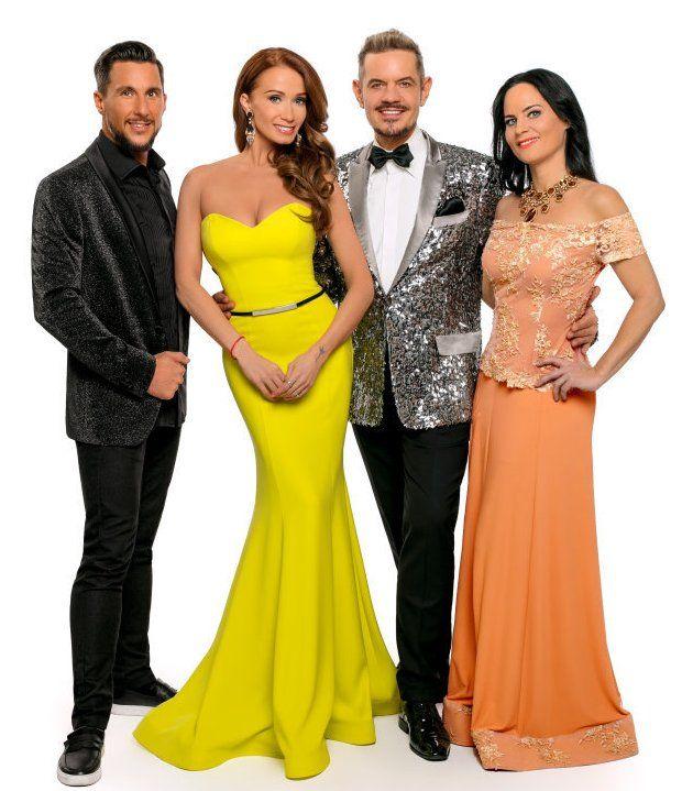 Dancing Stars 2017 am 26.5.2017 Tänze, Songs, Weg ins Finale - hier die Dancing Stars Jury