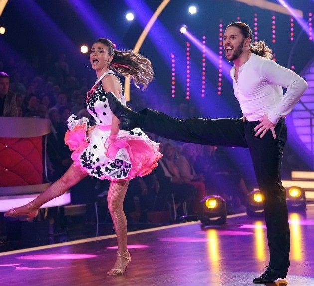 Gil Ofarim - Ekaterina Leonova bei Let's dance am 12.5.2017