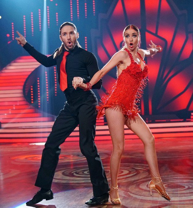 Gil Ofarim - Ekaterina Leonova bei Let's dance am 26.5.2017