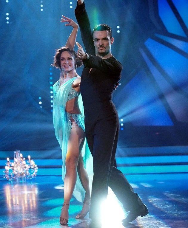 Giovanni Zarrella - Marta Arndt bei Let's dance am 12.5.2017