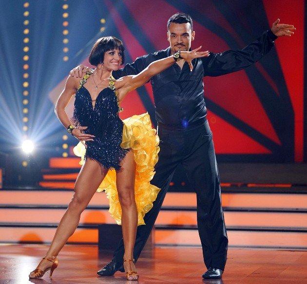 Giovanni Zarrella - Marta Arndt bei Let's dance am 26.5.2017