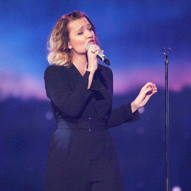 Juliette Schoppmann in der Dieter Bohlen Show am 20.5.2017