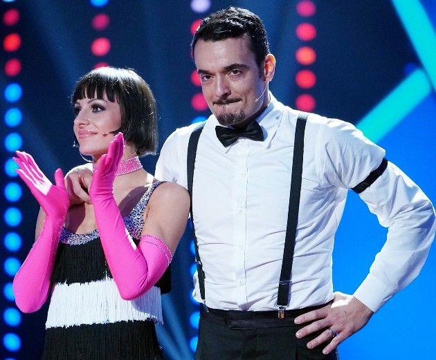 Marta Arndt - Giovanni Zarrella bei Let's dance am 26.5.2017 wieder dabei