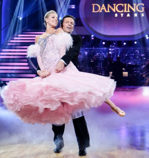 Martin Ferdiny - Maria Santner bei den Dancing Stars am 12.5.2017