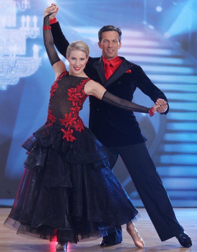 Martin Ferdiny - Maria Santner bei den Dancing Stars am 26.5.2017