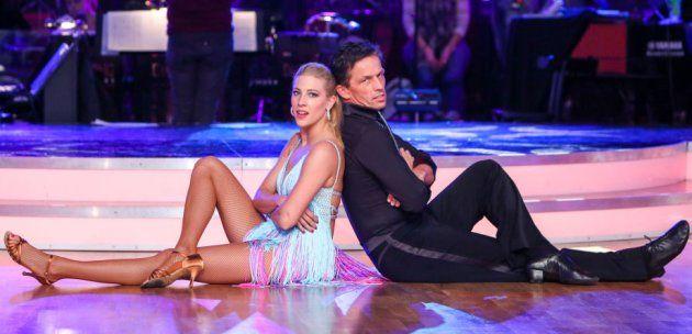 Martin Ferdiny - Maria Santner bei den Dancing Stars am 5.5.2017