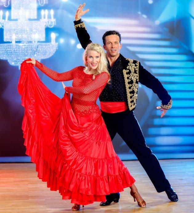 Martin Ferdiny - Maria Santner bei den DancingStars am 19.5.2017