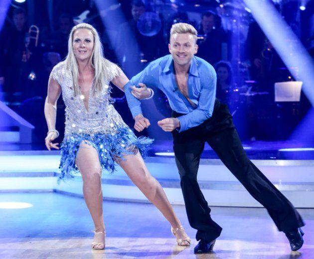 Niki Hosp - Willi Gabalier bei den Dancing Stars am 12.5.2017