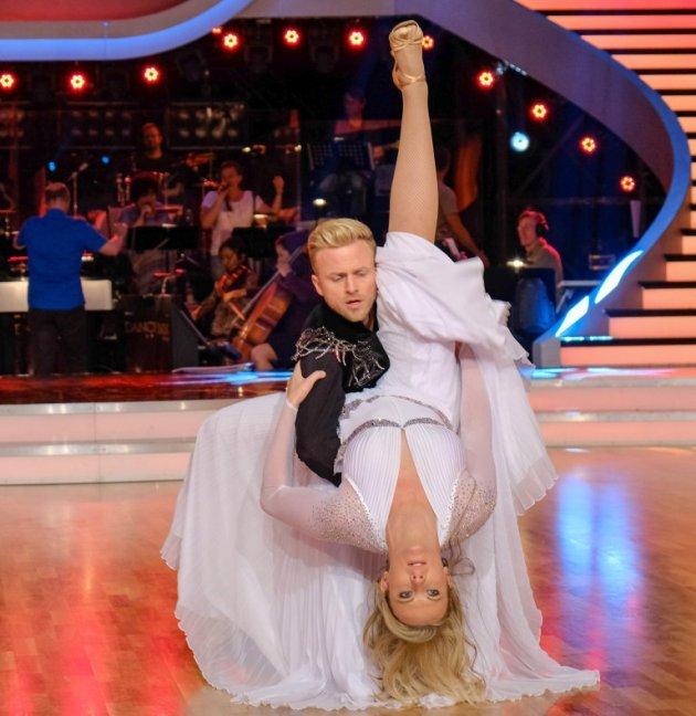 Niki Hosp - Willi Gabalier bei den Dancing Stars am 19.5.2017