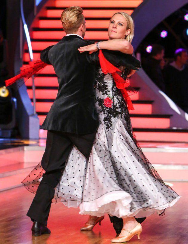 Niki Hosp - Willi Gabalier bei den Dancing Stars am 5.5.2017
