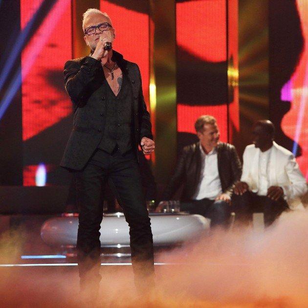 Nino de Angelo in der Dieter Bohlen Show am 20.5.2017