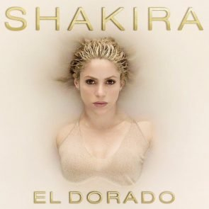 Shakira - Album El Dorado