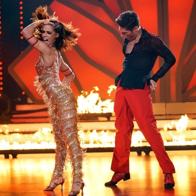 Vanessa Mai - Christian Polanc bei Let's dance am 12.5.2017