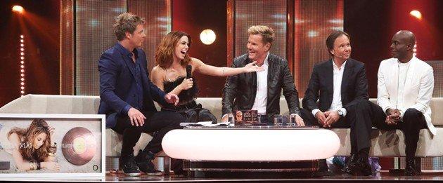 Vanessa Mai in der Dieter Bohlen Show am 20.5.2017
