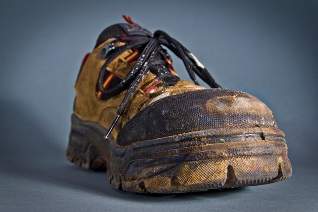 nicht mit dreckigen Schuhen in die Tanzschule