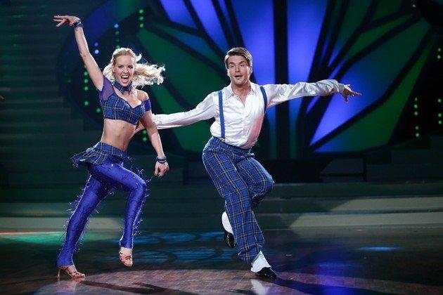 Alexander Klaws - Isabel Edvardsson Sieger Lets dance 2014
