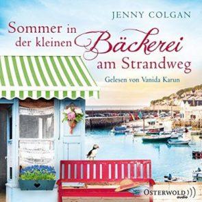 Buch und Hörbuch Sommer in der kleinen Bäckerei am Strandweg