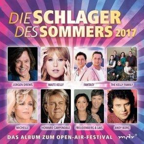 CD Schlager des Sommers 2017