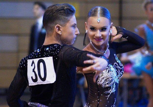 Daniel Andras Hegyi - Angelina Gensrich aus Bremen beim Summer dance Festival 2017 Berlin