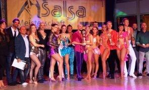 Deutsche Salsa Meisterschaft 2017 - Siegerehrung 2016