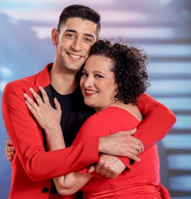 Dimitar Stefanien - Riem Higazi im Finale Dancing Stars 2017 am 2.6.2017