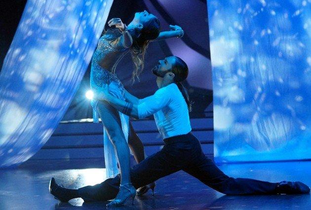 Ekaterina Leonova - Gil Ofarim bei Let's dance am 2.6.2017