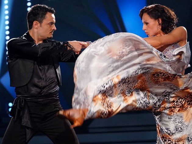Giovanni Zarrella - Marta Arndt bei Let's dance am 2.6.2017