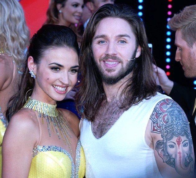 Let's dance - 10 Jahre Rückblick auf die Tanz-Show - hier Ekaterina Leonova und Gil Ofarim