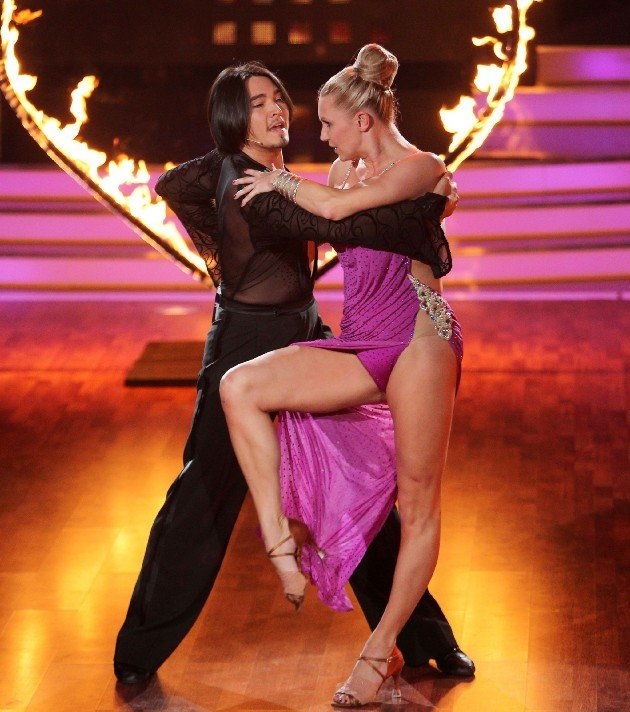 Magdalena Brzeska - Erich Klann - Let's dance Gewinner 2012