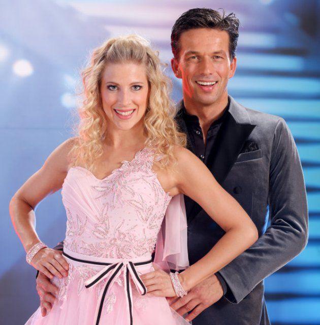 Maria Santner - Martin Ferdiny im Finale Dancing Stars 2017 am 2.6.2017