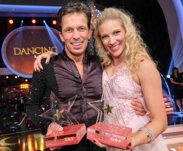 Martin Ferdiny - Maria Santner Gewinner Dancing Stars 2017 im Finale am 2.6.2017