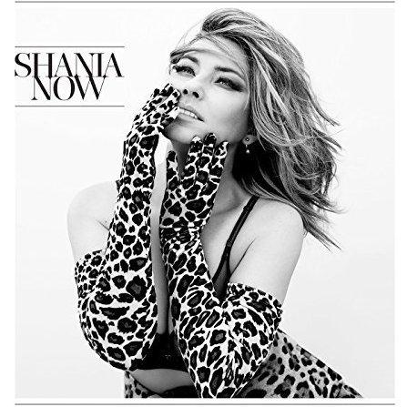 Shania Twain - Neues Album Shania Now
