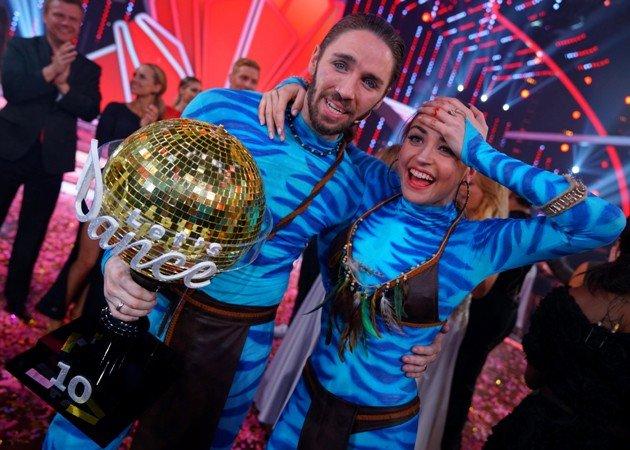 Sieger Let's dance 2017 Gil Ofarim - Ekaterina Leonova