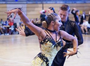 Summer Dance Festival 2017 Berlin, Ergebnisse, hier Veronika Obholz - Daniel Schmuck