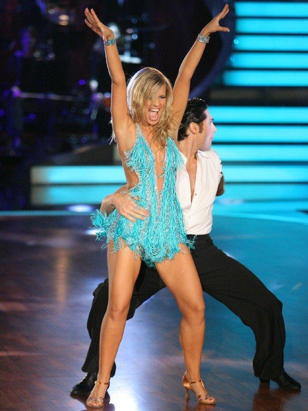 Susan Sideropoulos - Christian Polanc - Gewinner Let's dance 2007